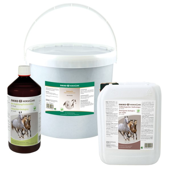 HorseCare Stall-Paket