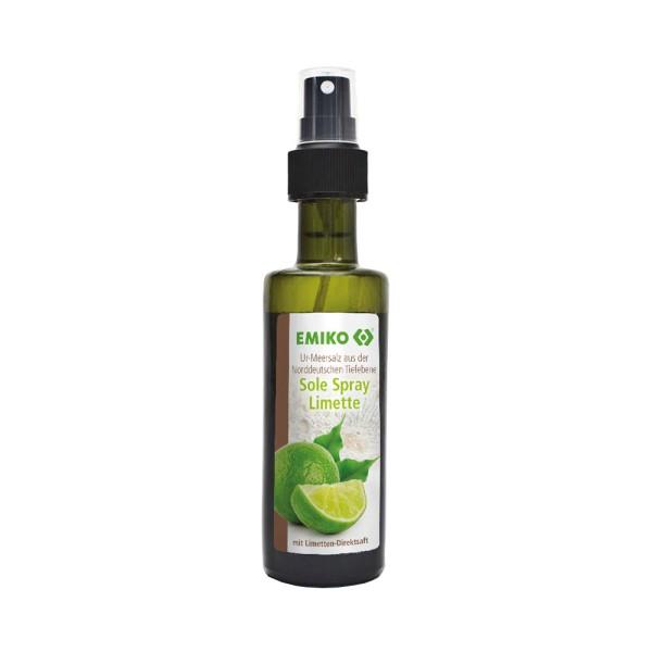 Ur-Meersalz Sole Spray, Limette 100 ml