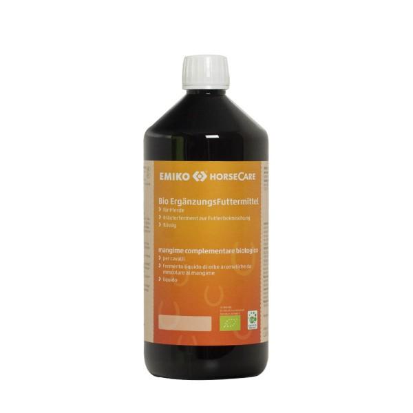 HorseCare Bio Ergänzungsfutter flüssig
