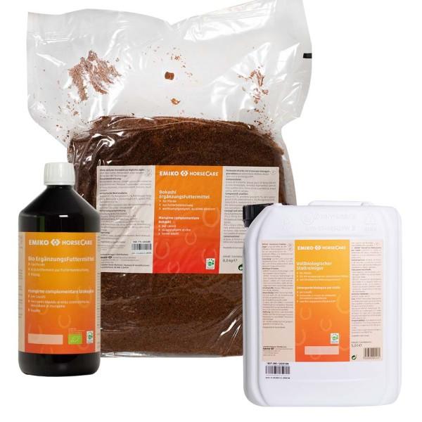 HorseCare Stall-Paket