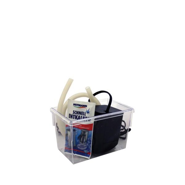Entkalkungsset OSiBA Aktivwasser Ionisator
