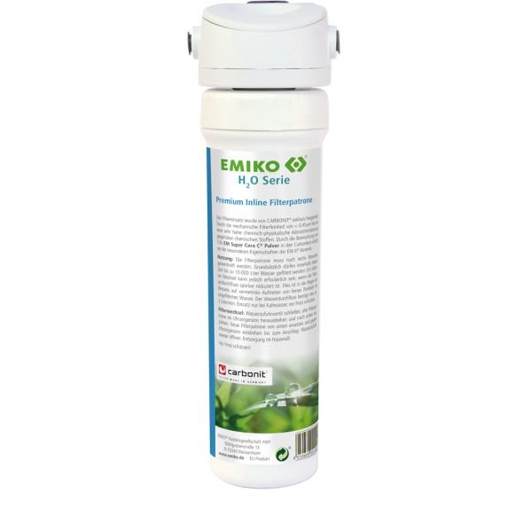 Starterset Wasserfilter Premium Inline