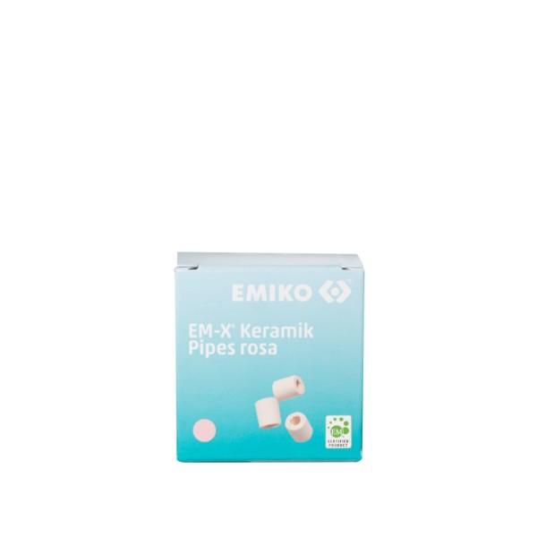 EM-X Keramik Pipes rosa, 9 mm - 80 g