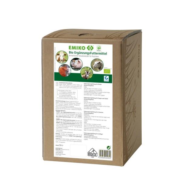 Bio Ergänzungsfuttermittel für Nutztiere