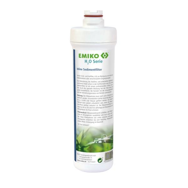 Ersatzfilter Inline Sedimentfilter
