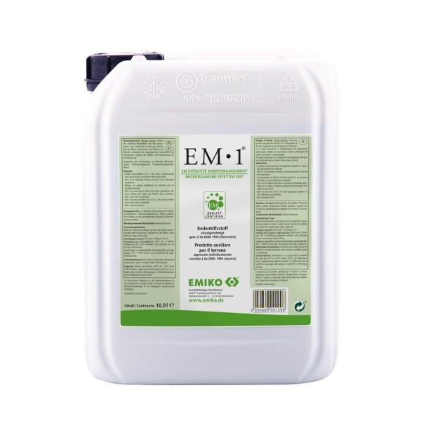EM1, 10,0 l