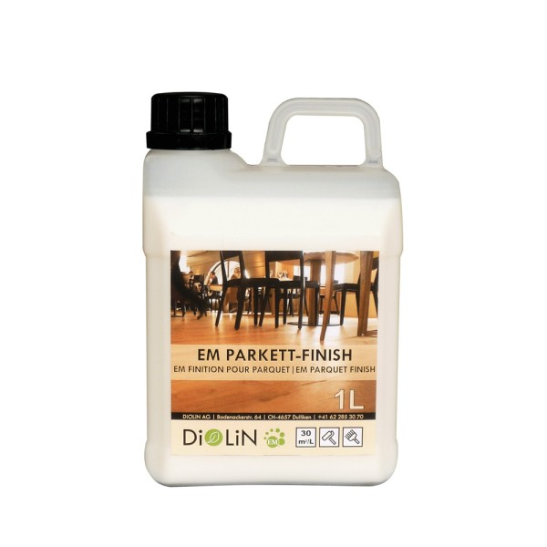 DiOLiN EM Parkett-Finish, 1,0 l