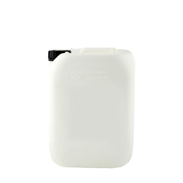 Leerkanister weiß, 5,0 l