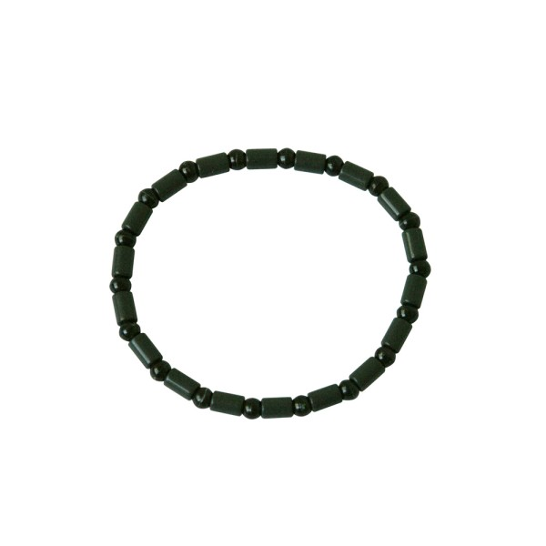 EM Keramik Turmalin Armband, Gr. L